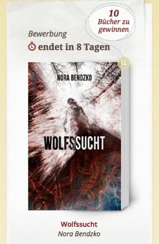 Wolfssucht Lovelybooks